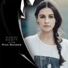 Naomi Scott: 'Terra Nova' Star Cast As Pink Ranger In 'Power Rangers'Movie