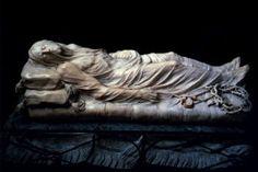 Cristo Velato de Giuseppe Sanmartino Escultura en Marmol