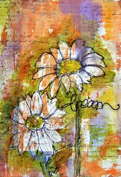 Art journal log: changes in life… « My Little Artful Playground