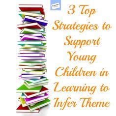 No-Nonsense Teaching: 3 Reading Tips to Help Children Infer Theme (Big Ideas)