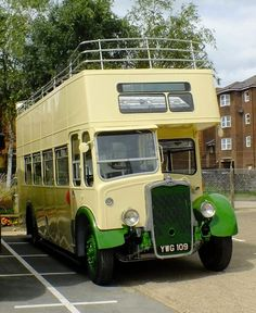 Bristol K5G - 908 (YWG 109) - Isle of Wight Bus & Coach Museum
