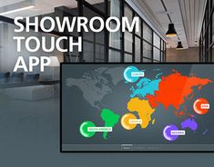 """Check out new work on my @Behance portfolio: """"Showroom Touch App"""" http://be.net/gallery/60698945/Showroom-Touch-App"""