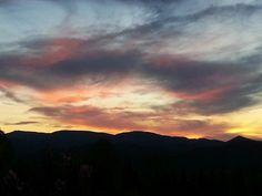 Sunset Blueridge 3