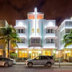 Miami South Beach: Hotel McAlpin, South Beach (Miami Beach, Florida)