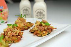 aperitive cu ton Prosciutto, Tortillas, Tandoori Chicken, Grains, Rice, Ethnic Recipes, Food, Salads, Tarts