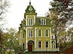 1875 Architect, Gilbert Croff