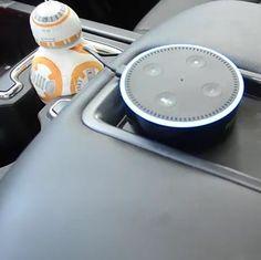 "Business Insider on Twitter: ""Start using the Amazon Echo Dot in your car… "" Amazon Dot, Amazon Echo, Dot Hack, Hands Free Phone, Alcohol Detox, Alexa Echo, Smart Home, Life Hacks, Car Stuff"