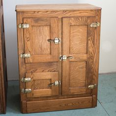 Antique Ice Box For Sale Woodworking Projects Amp Plans