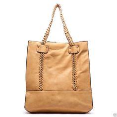 Designer Inspired Handbags Khaki  BMO 3001 #DesignerInspired #ShoulderBag
