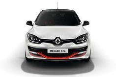New Price Release 2015 Renault Megane RS 275 Trophy-R Review Front View Model