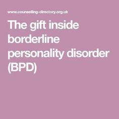 43 Best Borderline Personality Disorder Quotes images in
