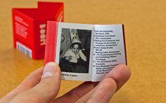 Irma Boom: Biography in Books – Ausstellung und Katalog | Slanted - Typo Weblog und Magazin