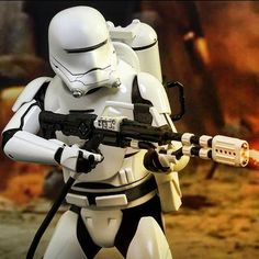 Star Wars #TheForceAwakens First Order Flametrooper Revealed. One HOT Item! Get The Details & Watch An Overview Video at www.FLYGUY.net  #starwars #firstorder #flametrooper #hottoys #sideshow #collectibles #toys #toystagram #FLYGUY