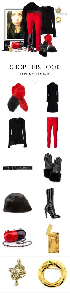 """""""Set #1626 - Meet Me on Bow Street"""" by the-walking-doctor ❤ liked on Polyvore featuring Dolce&Gabbana, Mantù, Alexander McQueen, Tory Burch, sherry cassin, Valentino, Christian Louboutin, Caran D'Ache, Ileana Makri and Cartier"""