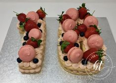 We produces delicious handmade and beautifully decorated cakes and confections for weddings, celebrations and events. Celebration Cakes, Handmade Wedding, Celebrity Weddings, Heavenly, Tart, Cake Decorating, Cream, Celebrities, Desserts