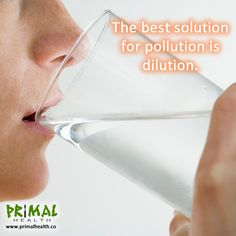 Drink More Clean Water!