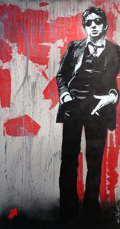 Jef Aerosol - Serge Gainsbourg