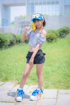 小杉 ゆんのポートフォリオ | mirroRliar(ミラーライアー) Beautiful Little Girls, Cute Little Girls, Beautiful Asian Girls, Beautiful Women, Asian Model Girl, Girl Model, Asian Models, Preteen Fashion, Girl Fashion