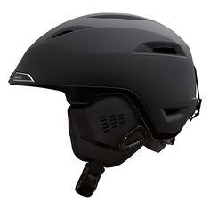 Giro Edit Ski Helmut - lightest full-featured snow helmet Giro has ever made. The all-new Edit features a sleek and stealthy integrated GoPro® compatible camera mount that allows you to easily attach and remove Pov Camera, Gopro Camera, Snowboarding Gear, Ski And Snowboard, Ski Helmets, Summer Vacation Spots, Fun Winter Activities, Mens Skis, Winter Hiking