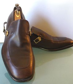 Patrick Cox Made in Italy Mens Loafer Size 9 by EurotrashItaly, $59.99