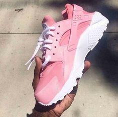 Nike Huaraches Rosa