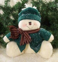 patrones de muñecos de nieve por fa!!!!!!!!!!!!!!!!!!!!!!!!!!!!!!! | Aprender manualidades es facilisimo.com