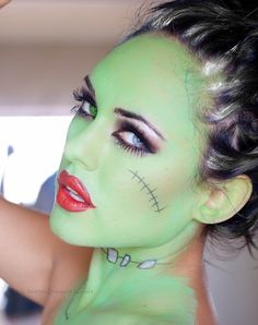 frankie monster high makeup