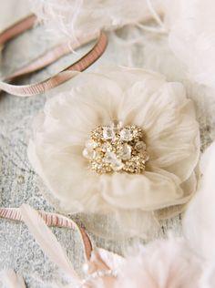Organic Feminine Bridal Shoot