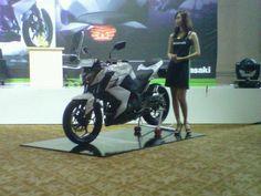 Kawasaki Z250 Launched In Indonesia