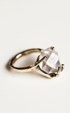 Furies Ring by Unearthen for Of a Kind / $160