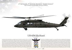 "UNITED STATES ARMY 4th Battalion (Assault), 3rd Aviation Regiment ""Marne Assault""Fort Stewart/Hunter Army Airfield, Georgia"