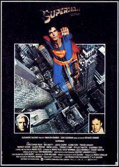 """""""Superman: la película"""" por Richard Donner (1978)"""
