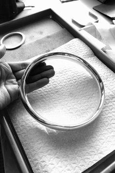 Halsreif bracelet Sterling Silver 925 made in Germany Emil's GreatGrandson