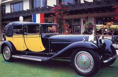 Bugatti - 1928 Type 41 royale berline de voyage #41150