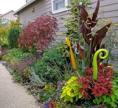 7 Strukturen für einen attraktiven Vorhof - http://wohnideenn.de/gartengestaltung-und-pflege/10/attraktiven-vorhof.html #GartengestaltungundGartenbau