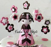 Cake Toppers in Maryland, Washington DC, and Northern Virginia - Cakes In Style