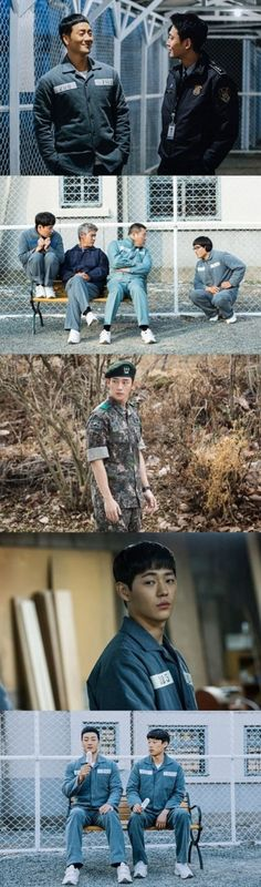 [Spoiler] Added episode 7 captures for the #kdrama 'Prison Playbook'