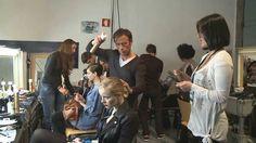Elnett L'Oréal - Portugal Fashion 2013 - Penteados Tendência.   Estarei ai em Portugal entre os dias 15/12/2014 a 13/01/2015, vou ficar em Montijo - Distrito de Setubal, manda para meu e-mail informações sobre desfiles, pois minha filha é modelo valdirenecintra@hotmail.com https://plus.google.com/+MarianaCintraTOPMODEL/posts