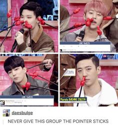 LOL BAP...not up the nose plz
