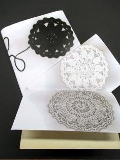 VMSom Ⓐ Koppa: DIY Crochet Book Covers