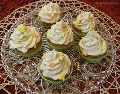 Me and my delicious me: Banánové cupcakes s javorovým krémem