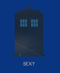 Hi, I am sexy! #DoctorWho
