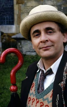 The Doctors - promo pics - The 7th Doctor - Sylvester McCoy