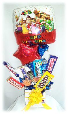 #Variedad de #Arreglos con #Chocolates de tus #Personajes #Favoritos!!