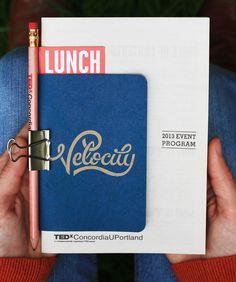 Strong. TEDxConcordiaUPortland | BAND | Portland, Oregon Graphic Design