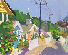"""Charles Sovek, Artist and Author 