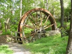 Grist  mill by felicia