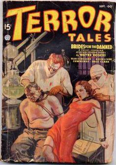 Terror Tales #24  (Sep/Oct 1936)