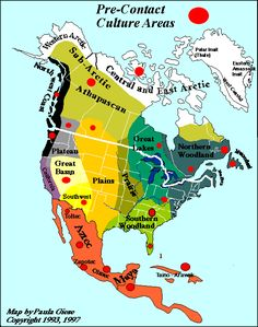 Map Indian Tribal Lands Maps Pinterest Native - Map of us land originally held by mexico