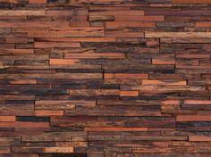 Indoor wooden 3D Wall Cladding JAGGER by Wonderwall Studios